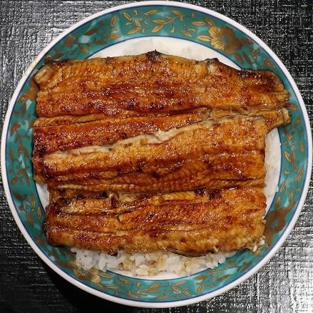鰻丼特大(藤乃)3750
