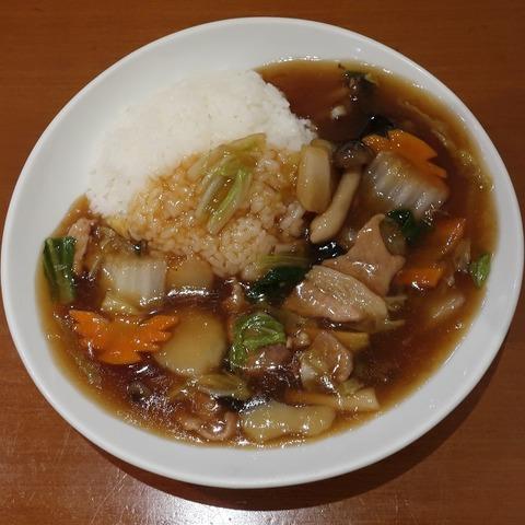 五目かけ御飯(食通天)948