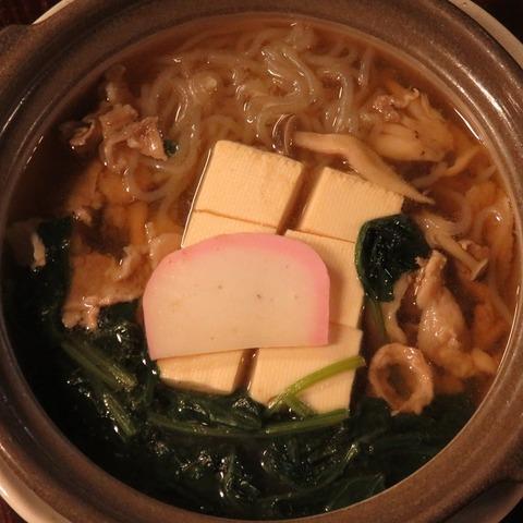 肉豆腐(多摩一)550