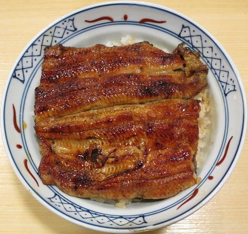 鰻丼(竹)アップ