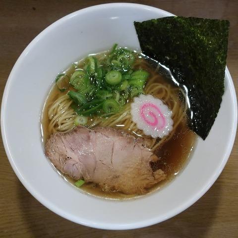 とり煮干し醤油並(武蔵堂)700