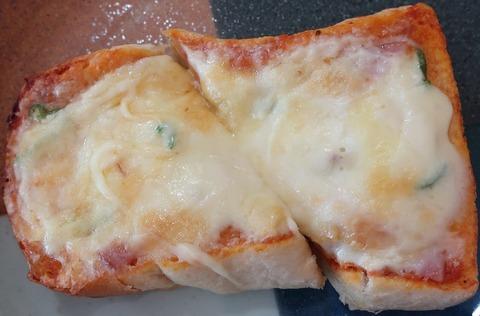 ピザトースト(森)250
