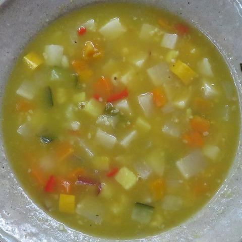 雑穀入り野菜スープ(たなごころ)500