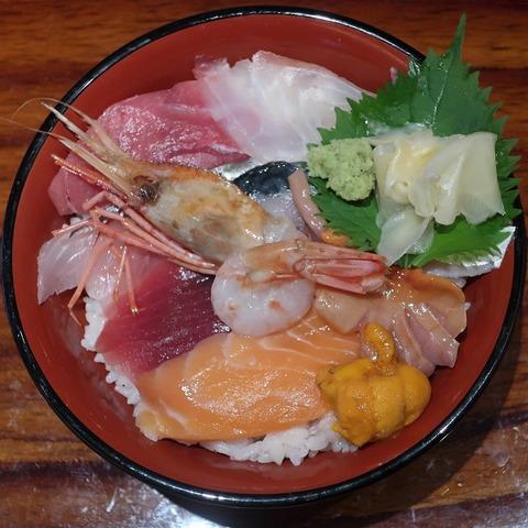 特撰海鮮丼(海乃華)2500