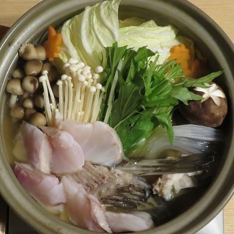 クエ鍋(よろず屋魚之介)