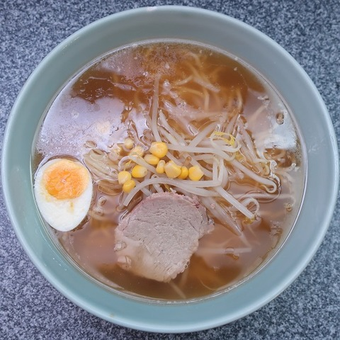 醤油ラーメン(らーめん亭26)650