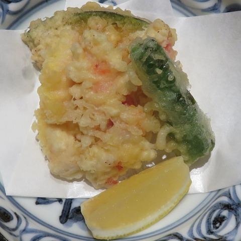 天ぷら(一寿司)