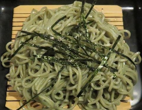 蓬蕎麦(土蔵食亭)