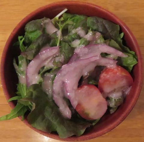 サラダ(ガテモタブン)