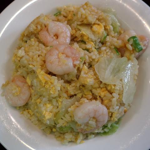 海老炒飯(四季香)