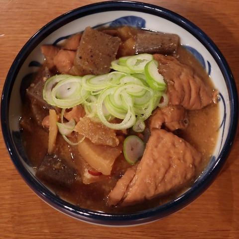 モツ味噌煮込み(千寿)580