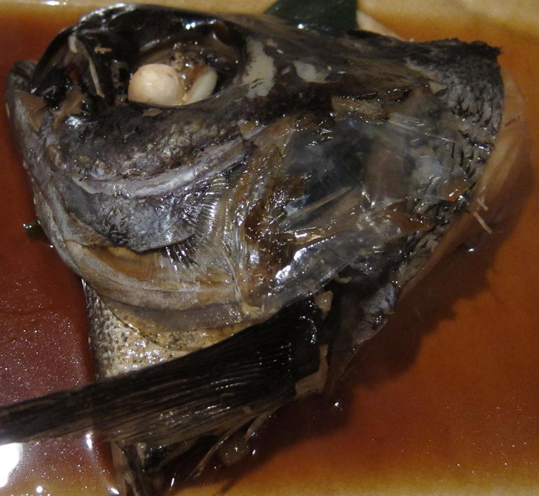 真鯛兜焼き