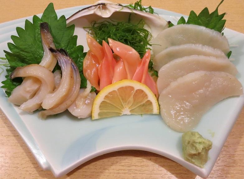 貝刺盛(三種)