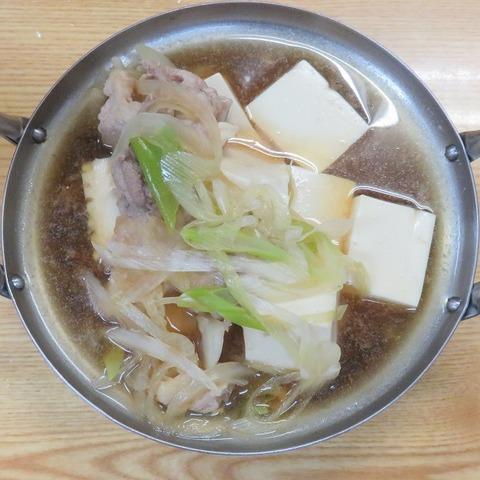 肉豆腐(丸大ホール)450