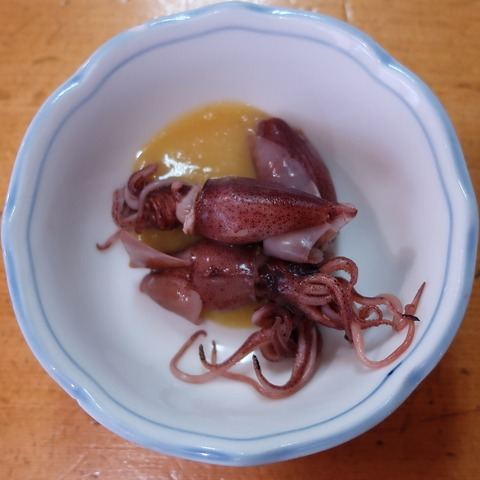 小鉢②(おくたま寿司)
