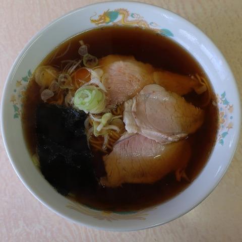 中華そば(伊勢屋)580