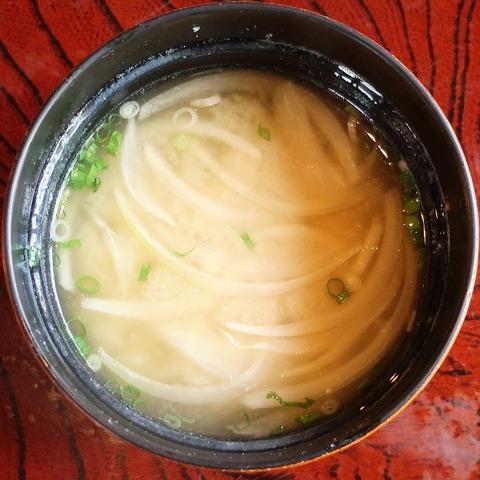 味噌汁(只喜)