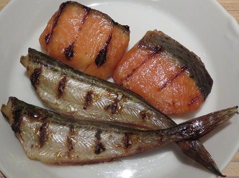 焼魚(カスケイド)