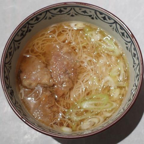 鴨素麺(かがり)2100