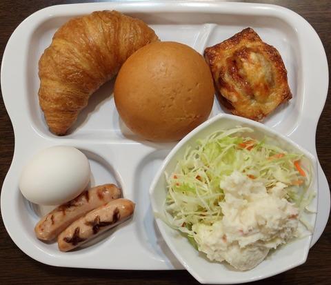 朝食(京王プレッソイン)