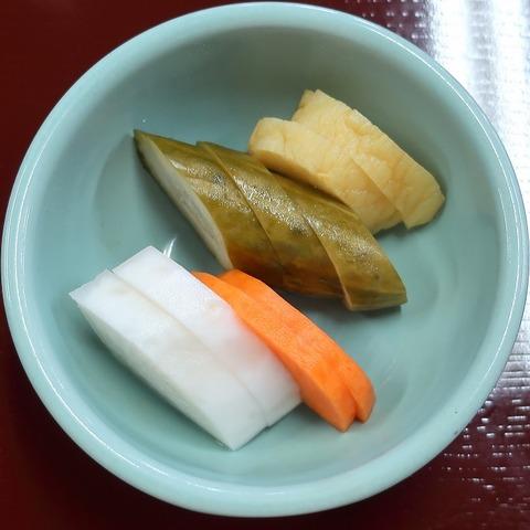 漬物(朝日屋) (2)