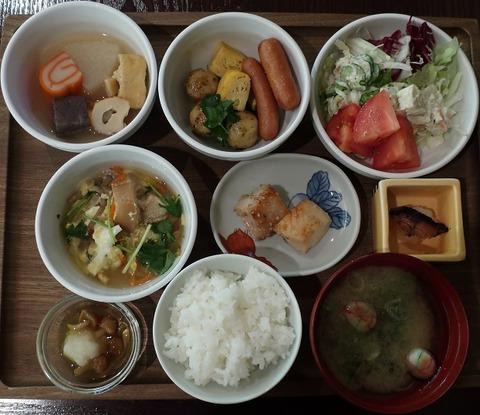 朝食①(スワン)2500