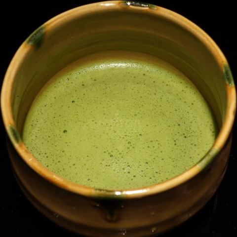 抹茶(蒼樹庵)