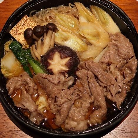 黒毛和牛すき焼き(小)(かがり)4500