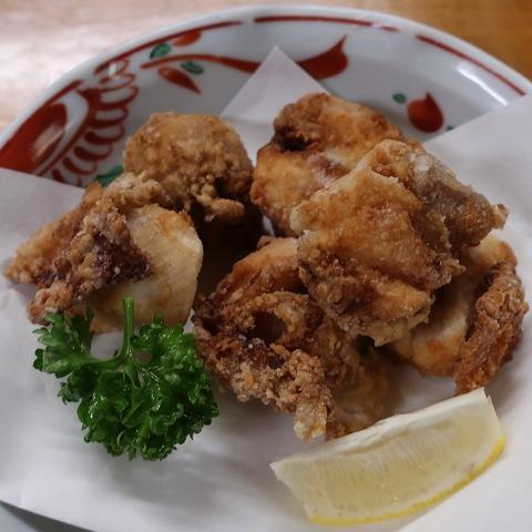 鶏唐揚(あきた)550