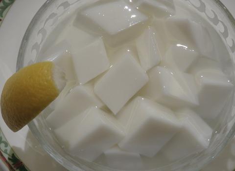 檸檬豆腐712