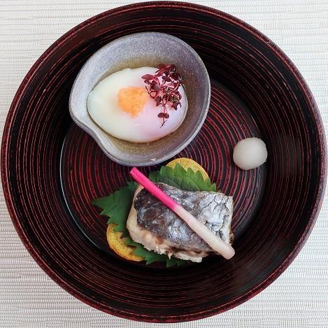 焼魚(景)