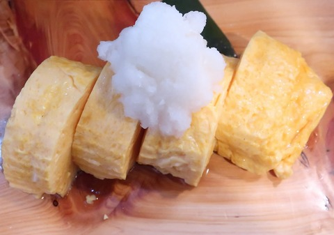 出汁巻玉子(卵道)