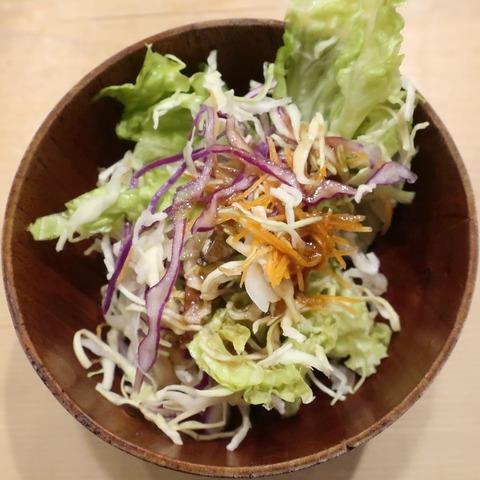 サラダ(寿司勝)