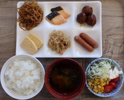 和洋食ビュッフェ(穀)1200
