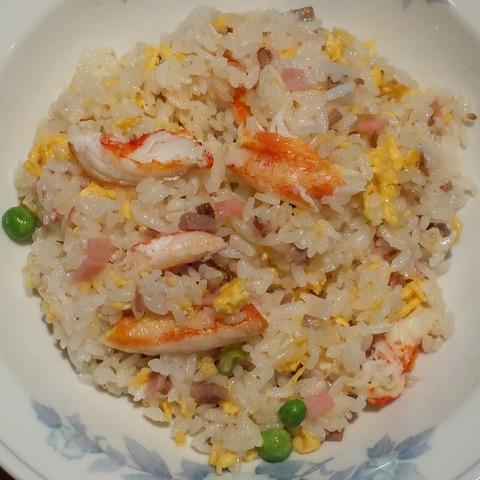 蟹炒飯(シルクロード)1134