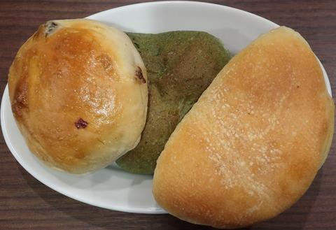 パン三種(サンマルク)