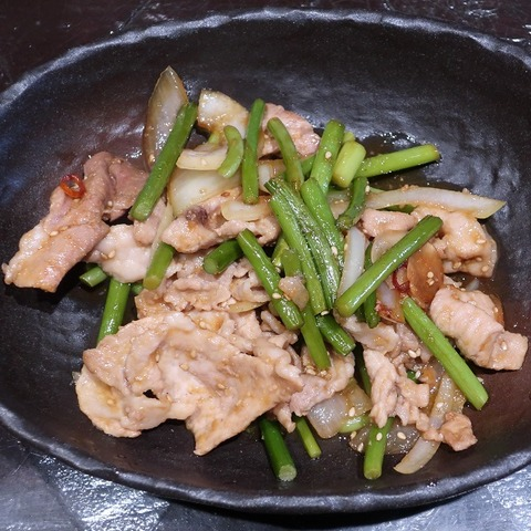 スタミナ定食(りん屋)700