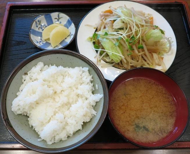 野菜イタメ