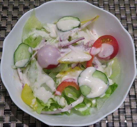 サラダ (銀サロン)