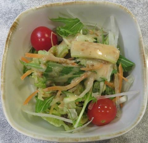 サラダ(加根古)