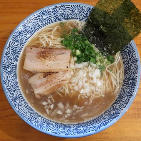 煮干中華そば(徳星)720