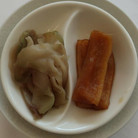 搾菜(大観苑)