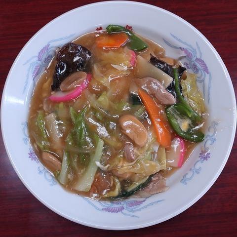 中華丼(美楽)800