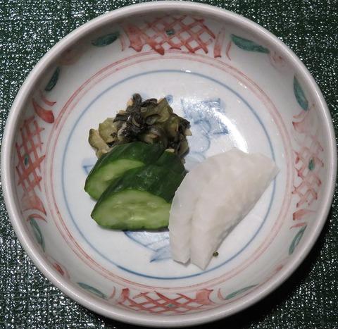漬物(旬)