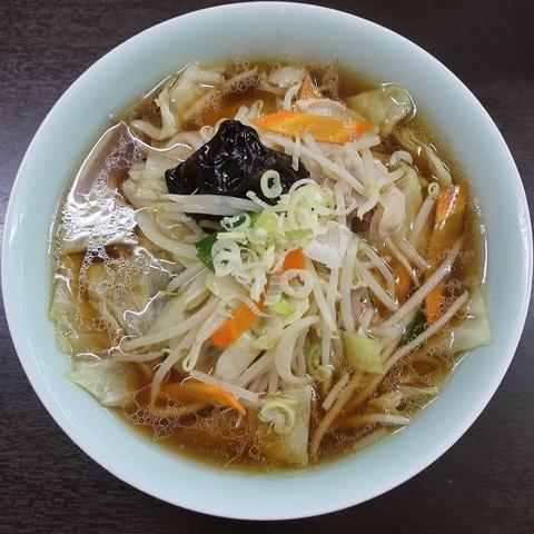 野菜らーめん(醬油)(札幌や)770