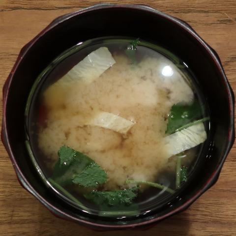 味噌汁(北海道物産)