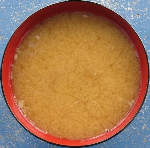 なめこ汁(景信茶屋)250