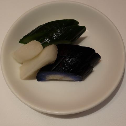 漬物(みかわや)