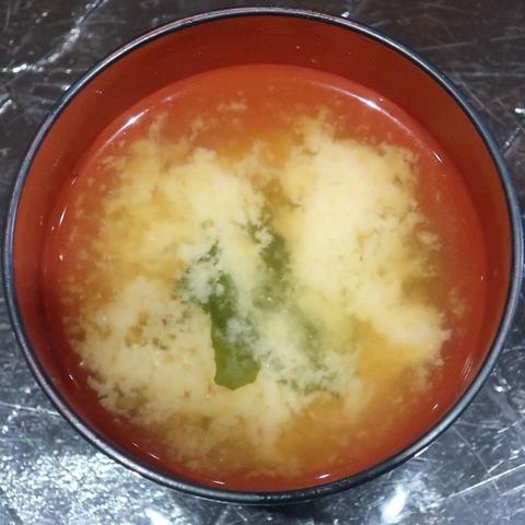 味噌汁(りん屋)