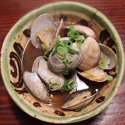 あさり味噌汁(虎丸)